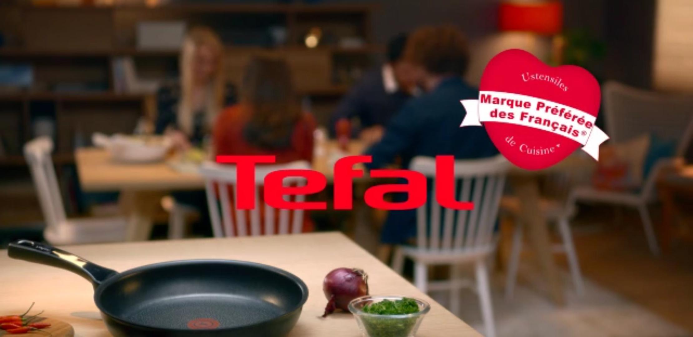 Spot TV / VOL: Téfal